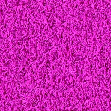 Selbstliegende Teppichbodenfliesen POODLE: 1480 pink