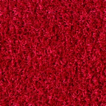 Selbstliegende Teppichbodenfliesen POODLE: 1463 vino rosso