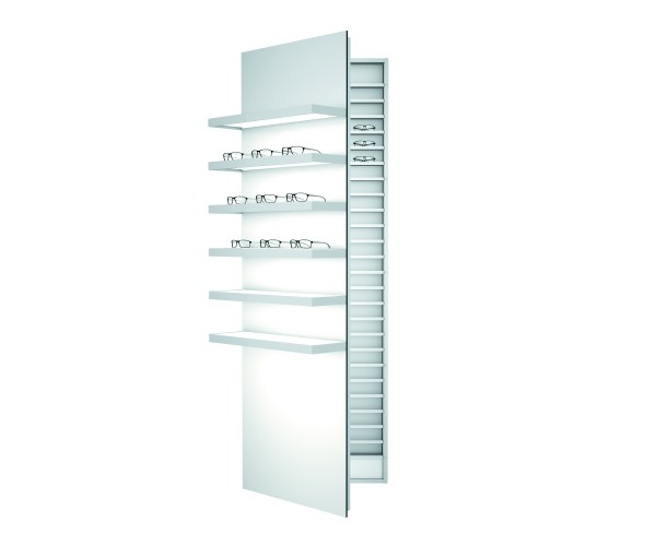 Units storage other glass products