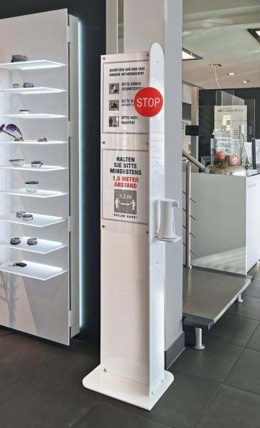 Kundenstopper SIGN HST L- Ausstellungsstück