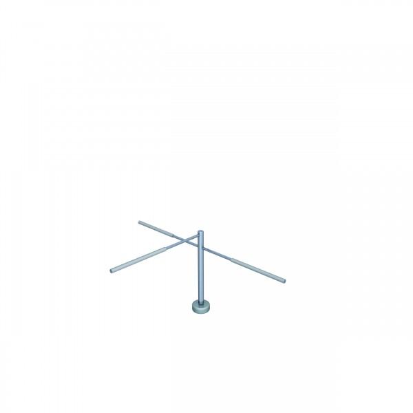 Einzelbrillenhalter für LINEAR LED Ablagen (oben)