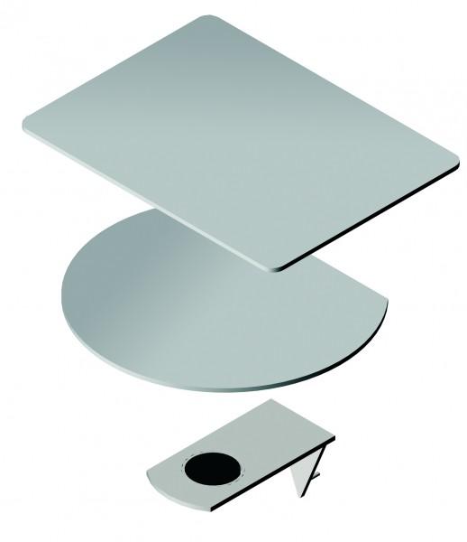 Dekorationsablagen für VARIO [LB] Lochblech