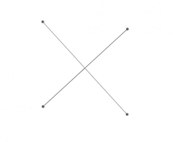 CAROLINE CR-ASK Aussteifungskreuz