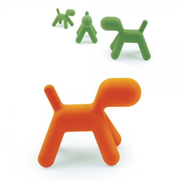 Abstrakter Hund PUPPY SMALL
