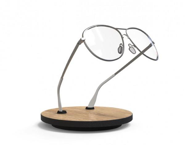 Brillenhalter ONWOOD