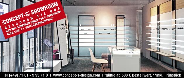 concept-s Showroom