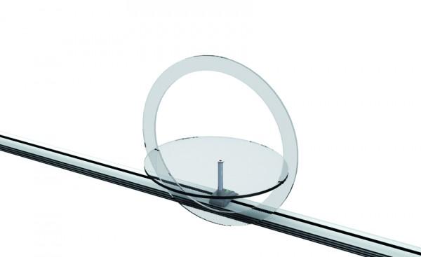 B-TWEEN Universal-Kreisablage mit Ring