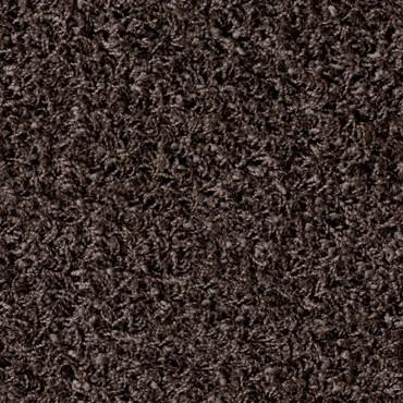 Selbstliegende Teppichbodenfliesen POODLE: 1461 schoko