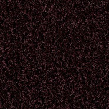Selbstliegende Teppichbodenfliesen POODLE: 1487 mokka