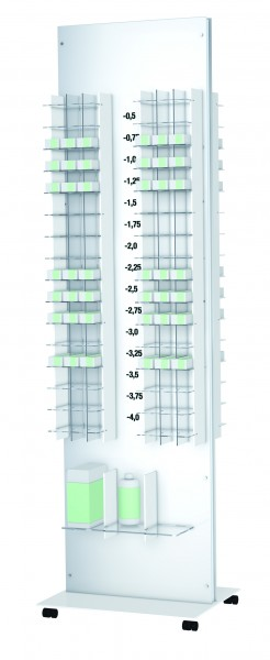 Display stand PCL