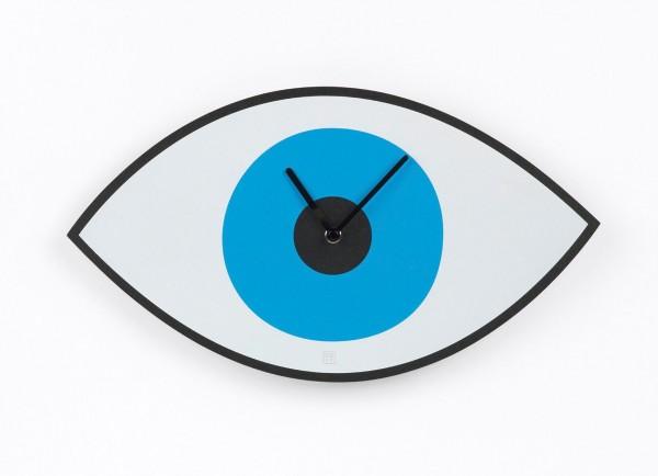 MYSTIC TIME - Wanduhr Auge