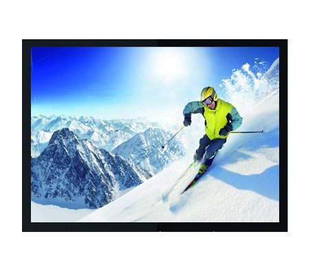 Digital photo frame for S LED