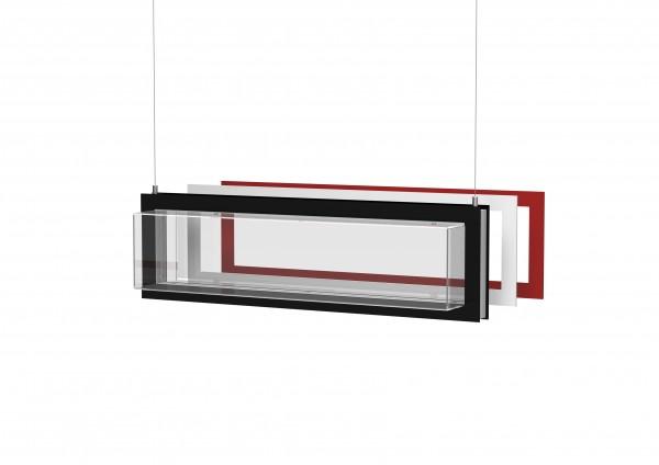 Hängendes Displayelement S 9 V (LED)