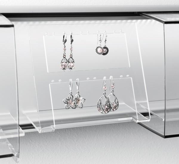SLIDE Aufsteller für 10 Paar Ohrringe