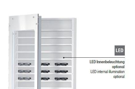 LED Innenbeleuchtung für DEPOT