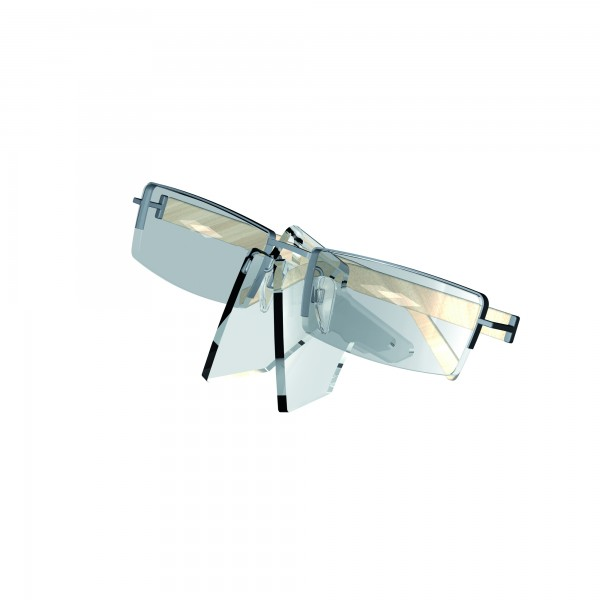 Spectacle display BASIC