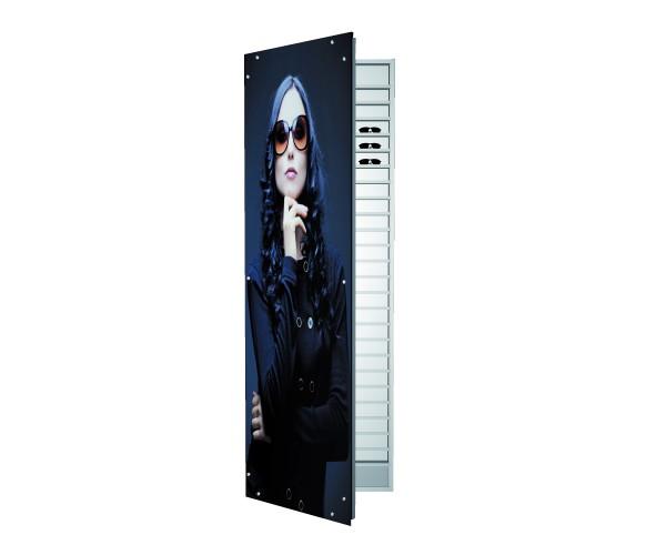 DEPOT DOOR mit Posterpaneel