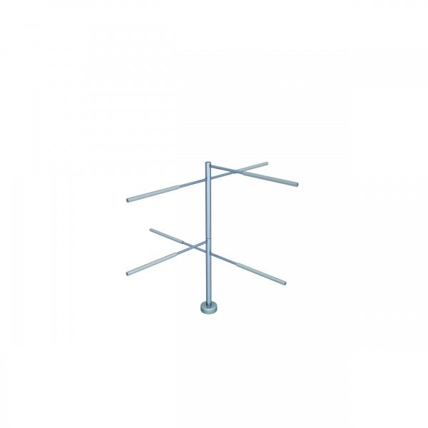 Doppelbrillenhalter für LINEAR LED Ablagen (oben)