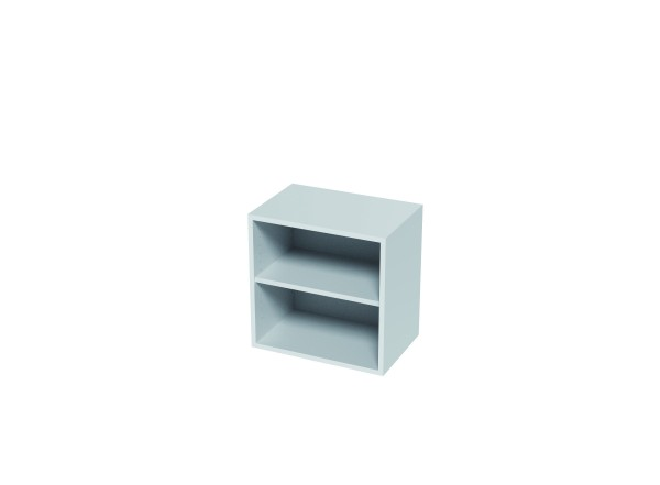 Wall cabinet with 1 shelf