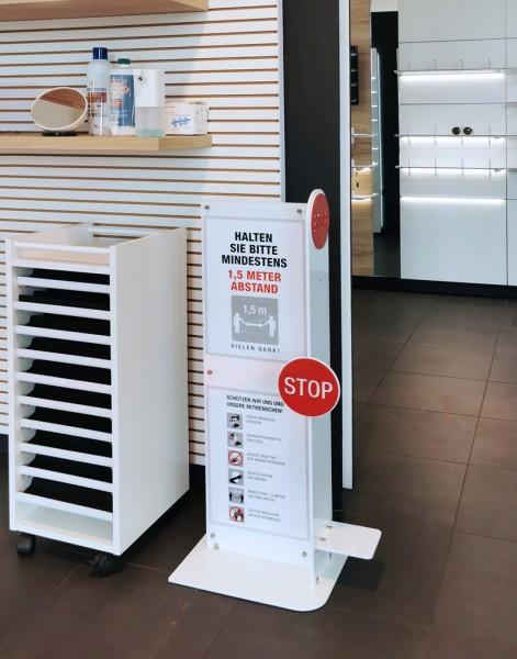 Kundenstopper SIGN HST M-Ausstellungsstück